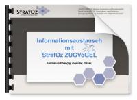 Rechnungsformat ZUGFeRD trifft auf StratOz ZUGVoGEL | StratOz GmbH