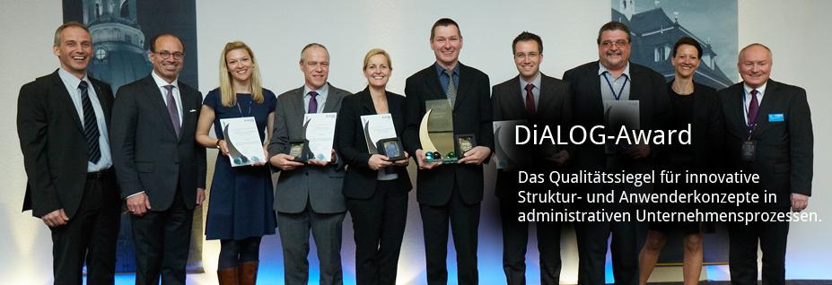 DiALOG Award Preisträger StratOz Julia Fuhrmann für St. Elisabeth Gruppe